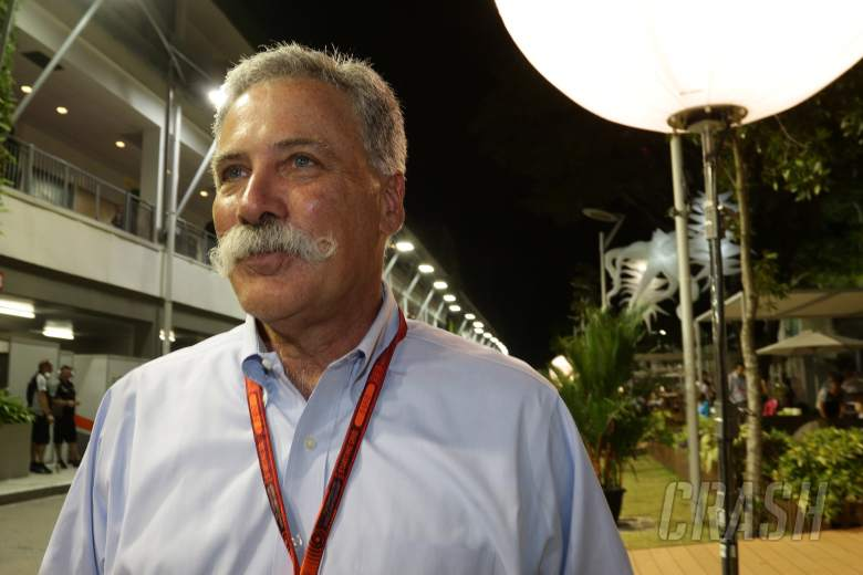 New F1 boss Chase Carey teases US expansion