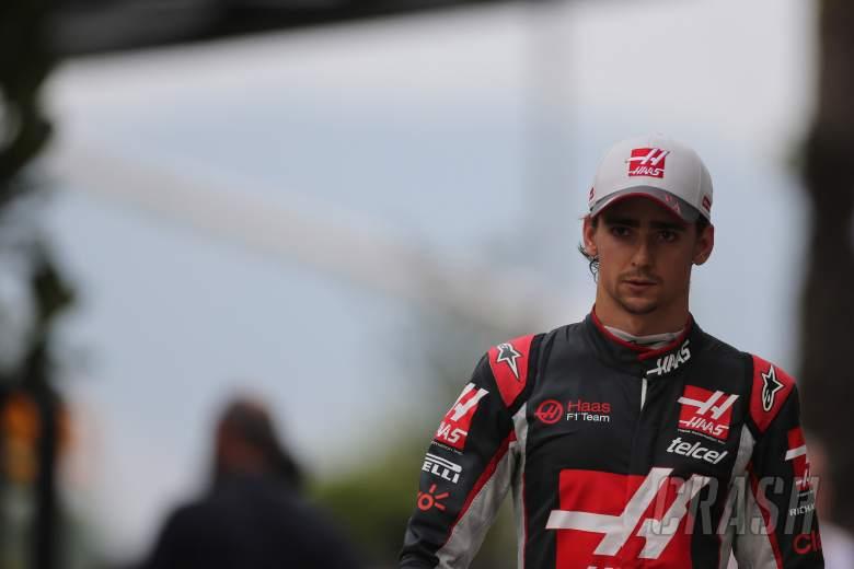 Gutierrez brands Haas dismissal as 'not fair'