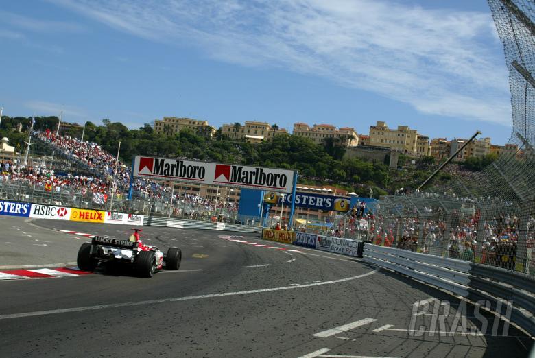 , , Jenson Button - BAR-Honda 006