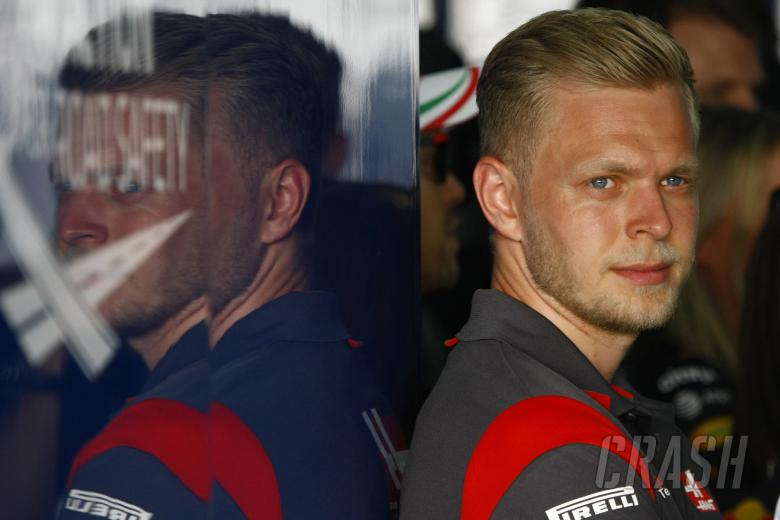 10 Minutes with... Kevin Magnussen