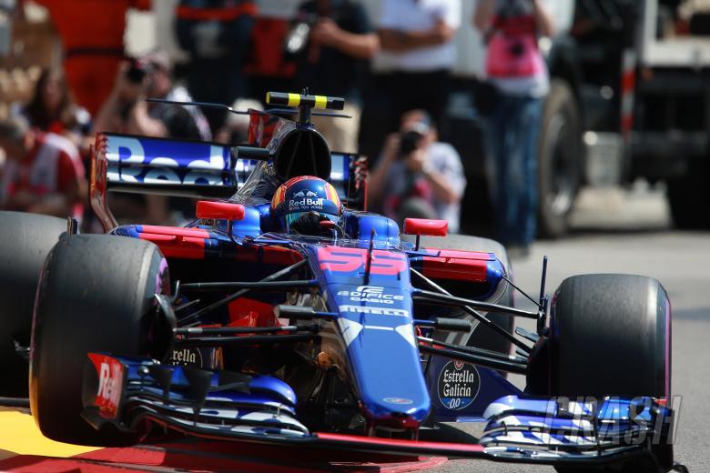F1: 27.05.2017 - Free Practice 3, Carlos Sainz Jr (ESP) Scuderia Toro Rosso STR12