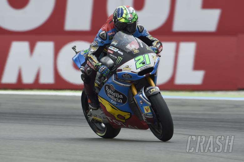 Rossi: Morbidelli a 'big problem' in MotoGP!