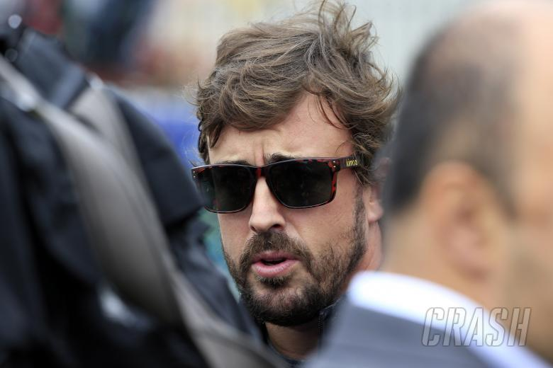 F1: 15.07.2017 - Qualifying, Fernando Alonso (ESP) McLaren MCL32