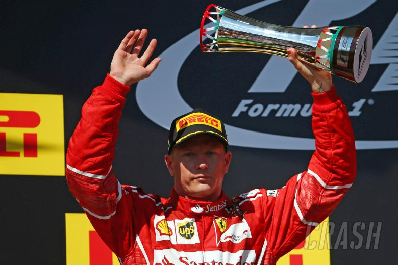 Raikkonen blames himself for missed Hungary victory chance