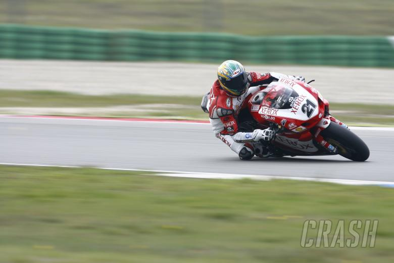 , , Bayliss, Assen WSBK, 2006