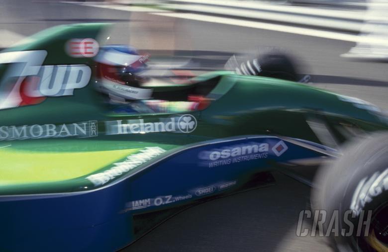 1991 Formula One World Championship, Belgian Grand Prix, Spa Francorchamps, 25th August 1991. Micha