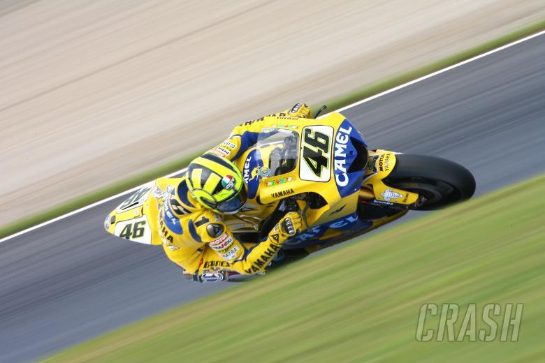 Rossi, Japanese MotoGP 2006