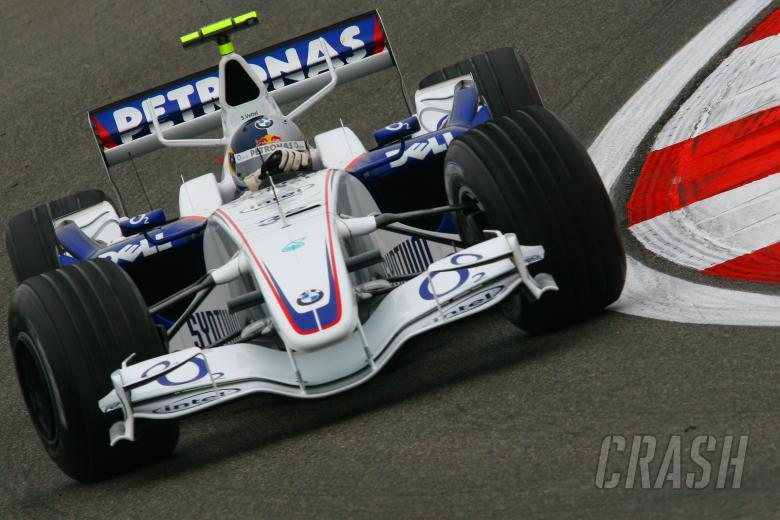 29.09.2006 Shanghai, China, Sebastian Vettel (GER), Test Driver, BMW Sauber F1 Team, F1.06 - Formula