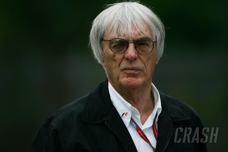 30.09.2006 Shanghai, China, Bernie Ecclestone (GBR) - Formula 1 World Championship, Rd 16, Chinese G