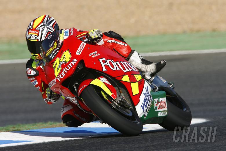 Elias, Portuguese MotoGP, 2006