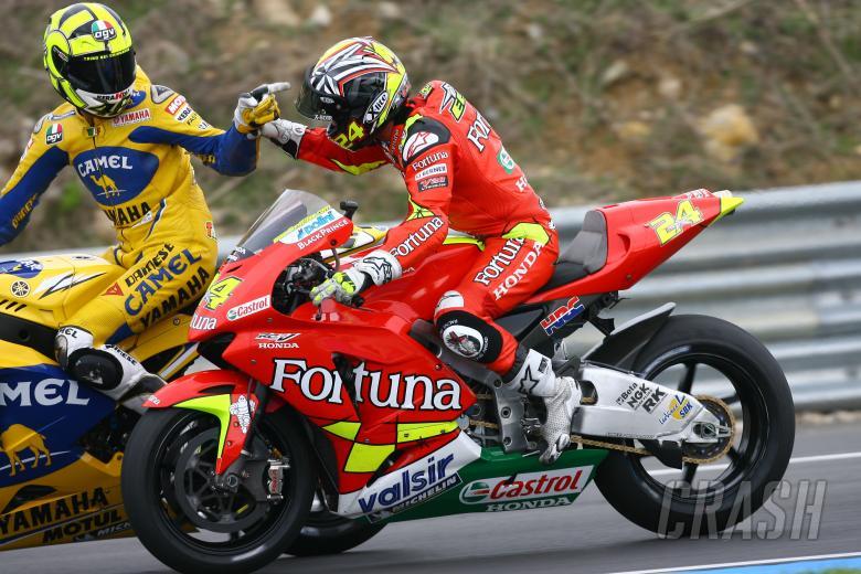 Victory for Elias, Portuguese MotoGP, 2006