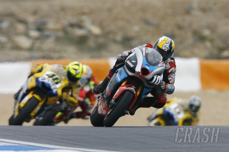 ,  - Kenny Roberts Jnr, Rossi, Portuguese MotoGP Race 2006