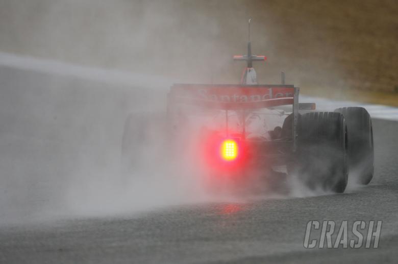 McLaren, Jerez F1 Test 8/2/07