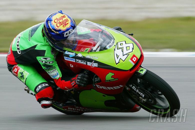 , , Lorenzo, Dutch 125GP, 2004