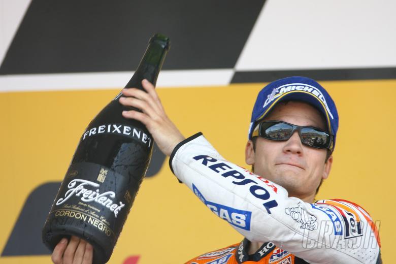Pedrosa, Spanish MotoGP Race 2007
