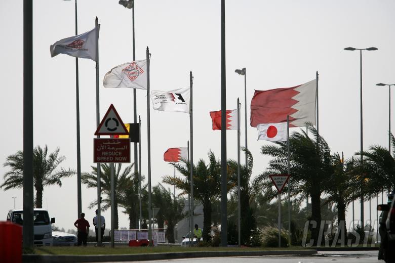 Sakhir Circuit, Bahrain F1 Grand Prix, Sakhir, 13-15th, April, 2007