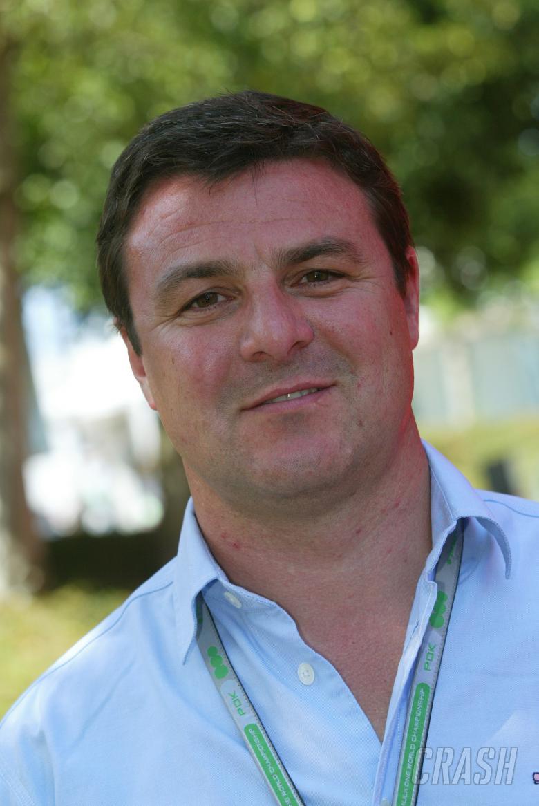 Mark Blundell - ITV F1 pundit and Crash.net columnist