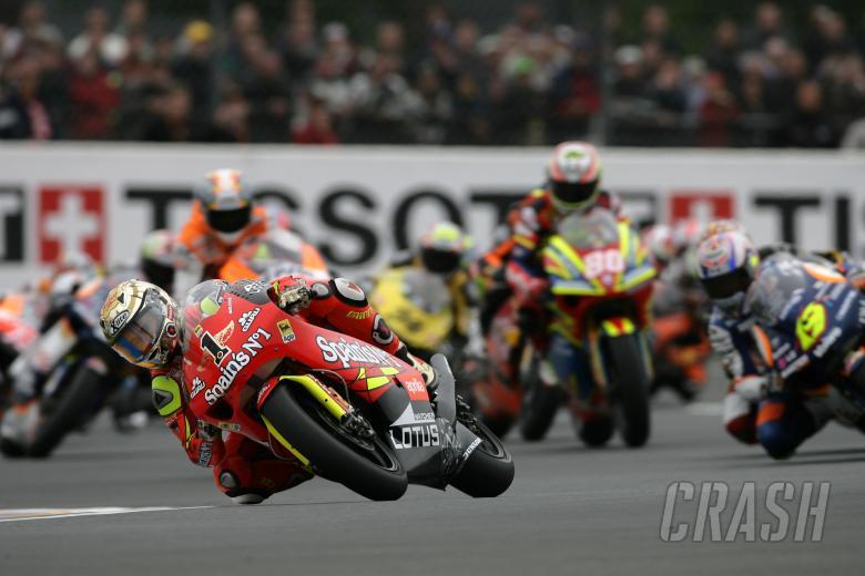 , , Start, 2007 250 Grand Prix World Championship,