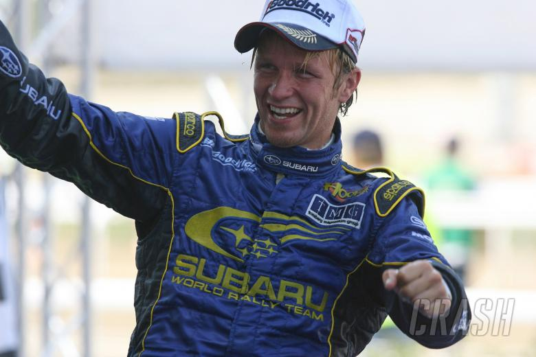 , , Petter Solberg (NOR), Subaru WRT Impreza WRC 2007. Acropolis Rally of Greece, 31st May - 3rd June 20