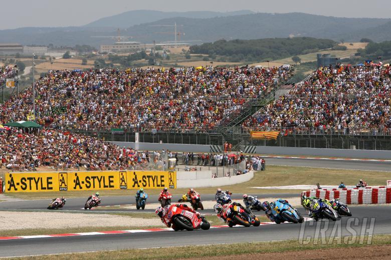 Casey Stoner (AUS), Ducati Marlboro Team, Ducati, 27, 2007 MotoGP World Championship,  Round 7, Cat