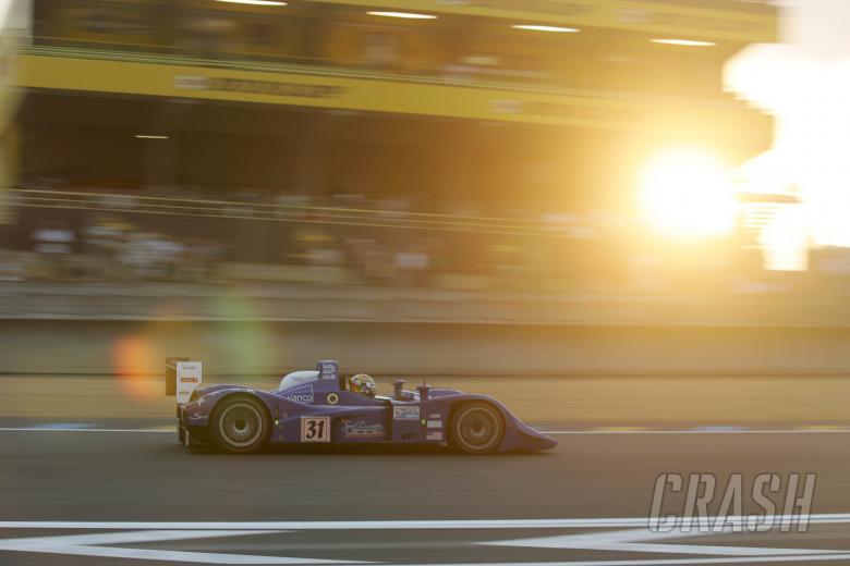 24 Heures du Mans, La Sarthe, France. 16-17th June 2007.#31 B.Binnie (USA), A.Timpany (USA), C. Bunc