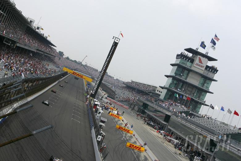 Indianapolis F1, USA, 2007