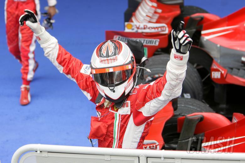 , , Kimi Raikkonen (FIN) Ferrari F2007, France F1, Magny Cours, 29th June-1st July, 2007