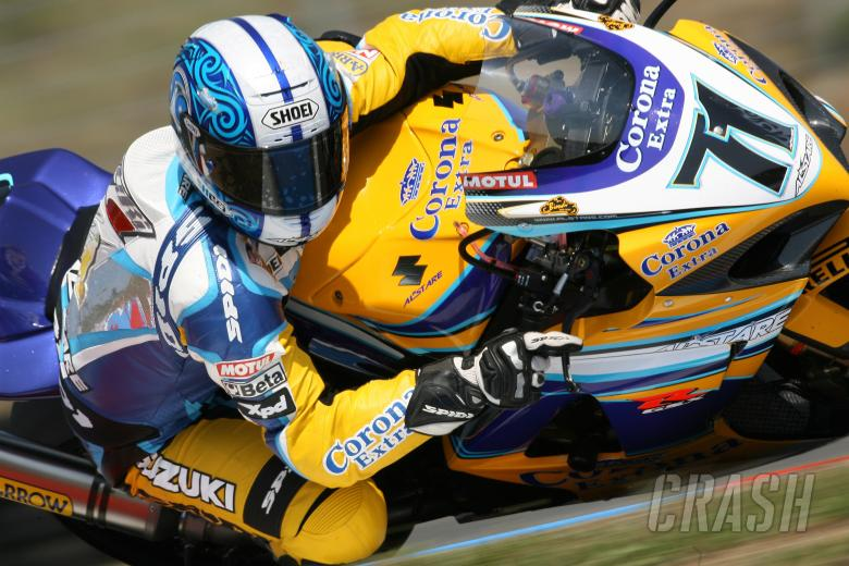 , , Yukio Kagayama (JPN), Team Alstare Suzuki Corona Extra, Suzuki GSXR1000K7, 712007 Superbike World Ch