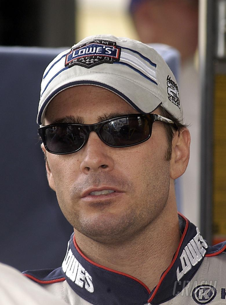 Jimmie Johnson, Hendrick Motorsports, New Hampshire 2004