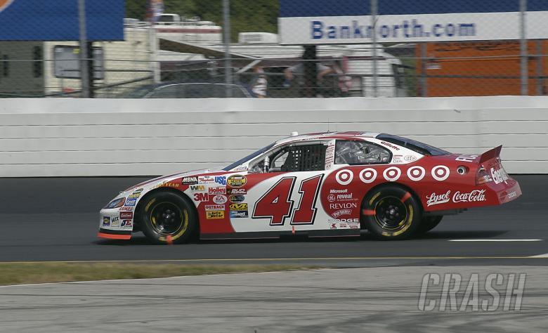 Casey Mears, Chip Ganassi Racing Dodge, 2004 Siemens 300