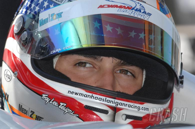 Champ Car World Series. 27-29 July 2007. San Jose Grand Prix. San Jose, California. Graham Rahal.