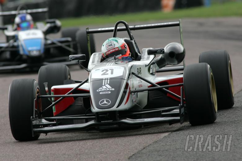 Niall Breen (IRL) Carlin Motorsport Dallara Mercedes