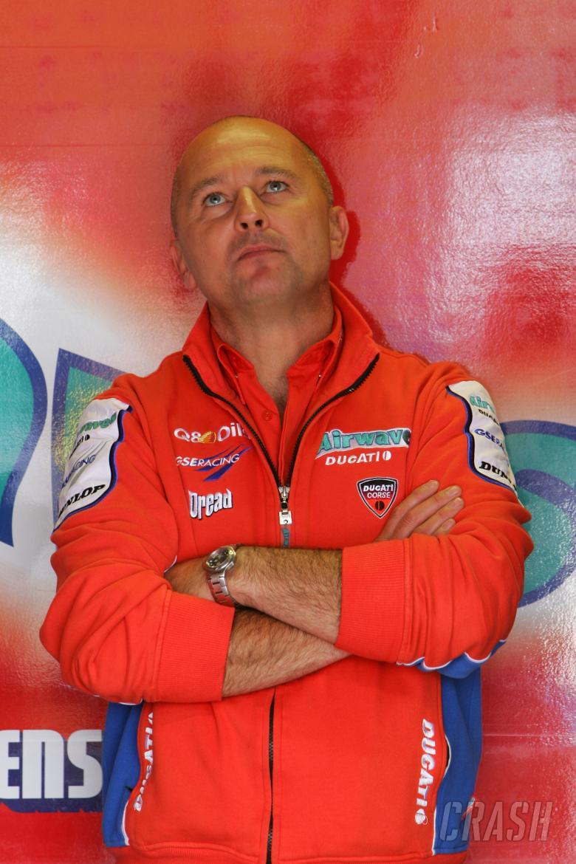 , , Colin Wright (GBR), Airwaves Ducati, 999F07, Superbike