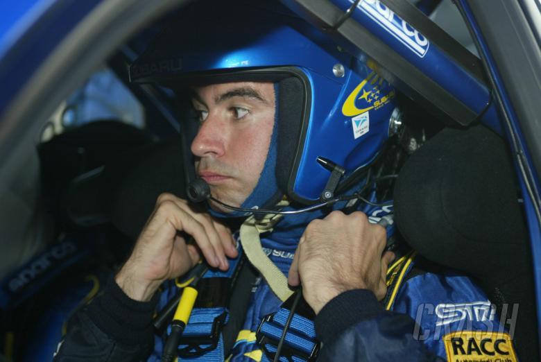 , , Xavier Pons (ESP), Subaru WRT. Rally Catalunya Costa Daurada, Spain. 5-7th Oct 2007.