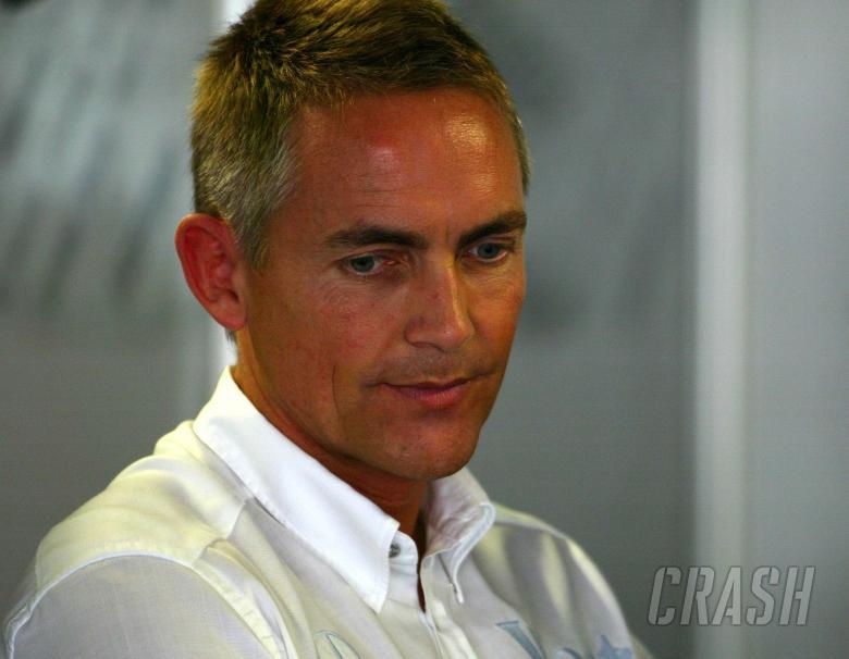 Martin Whitmarsh, McLaren Mercedes