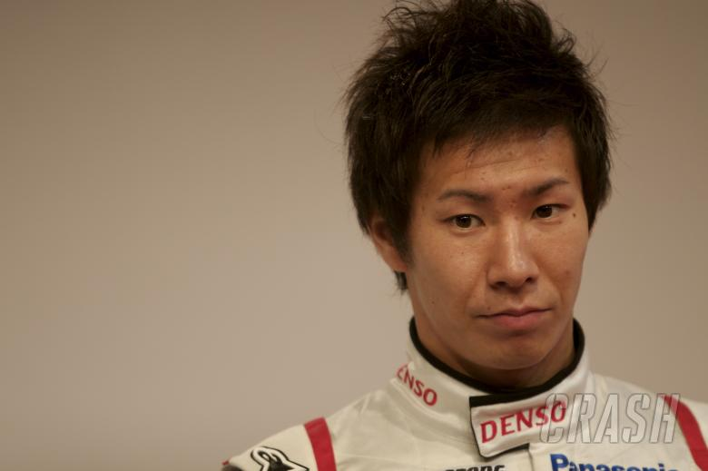 Kamui Kobayashi (JPN), Toyota TF108 Launch, Cologne, 10th January, 2008