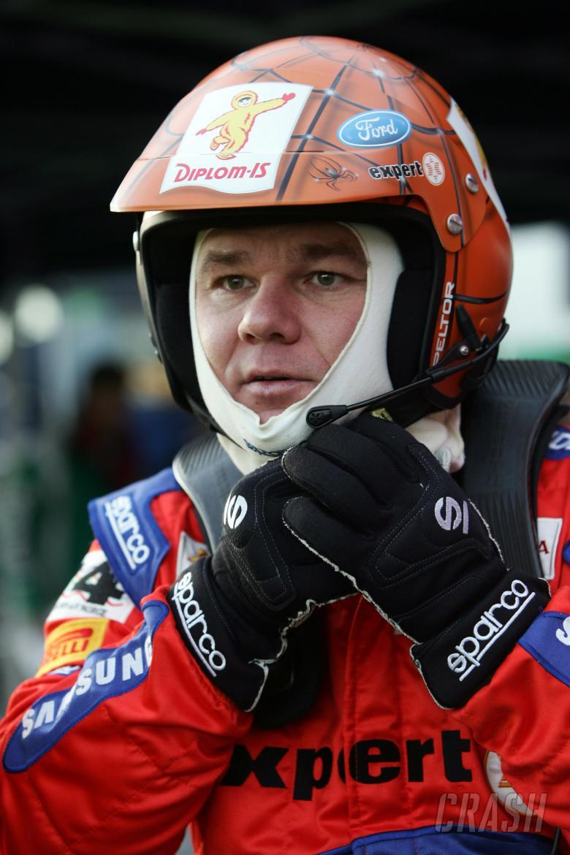 , , Henning Solberg (NOR), Stobart Ford Focus WRC 07. Rallye Monte Carlo, 24-27th January 2008.