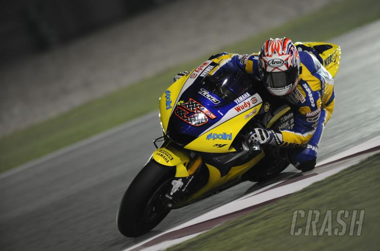 Edwards, Qatar MotoGP 2008