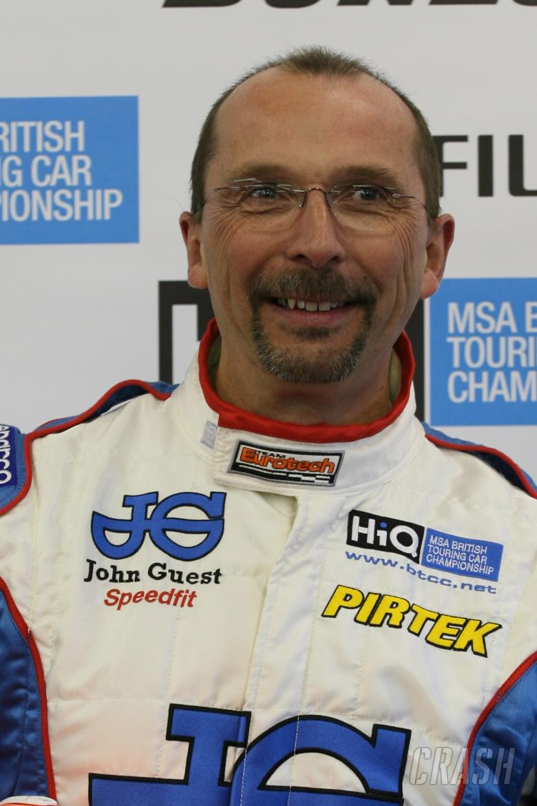 Mike Jordan (GBR) - Team Eurotech Honda Integra