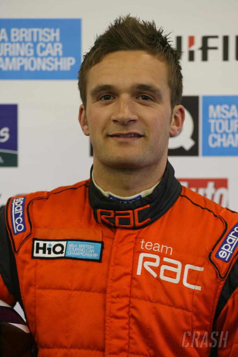 , , Colin Turkington (GBR) - Team RAC BMW 320si E90