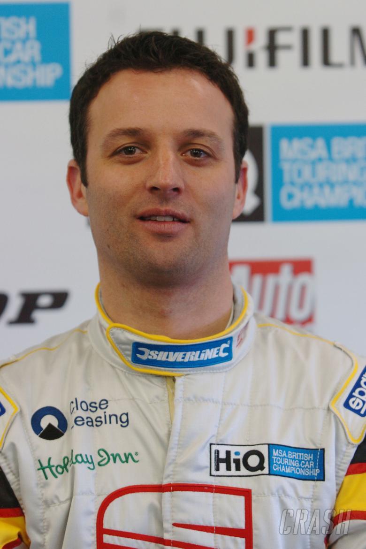 Darren Turner (GBR) - SEAT Sport UK SEAT Leon TDI