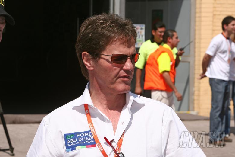 Malcolm Wilson (GBR), Ford/M-Sport Team Boss