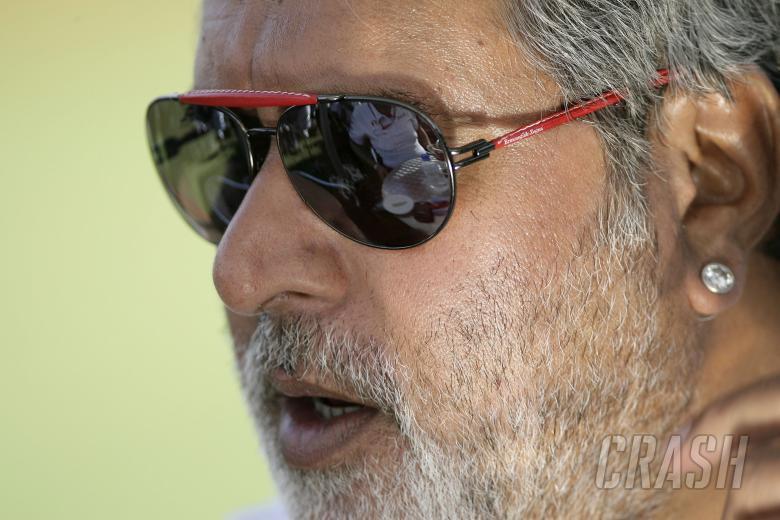 Vijay Mallya (IND) Managing Director, Force India F1, Australian F1 Grand Prix, Albert Park, Melbour