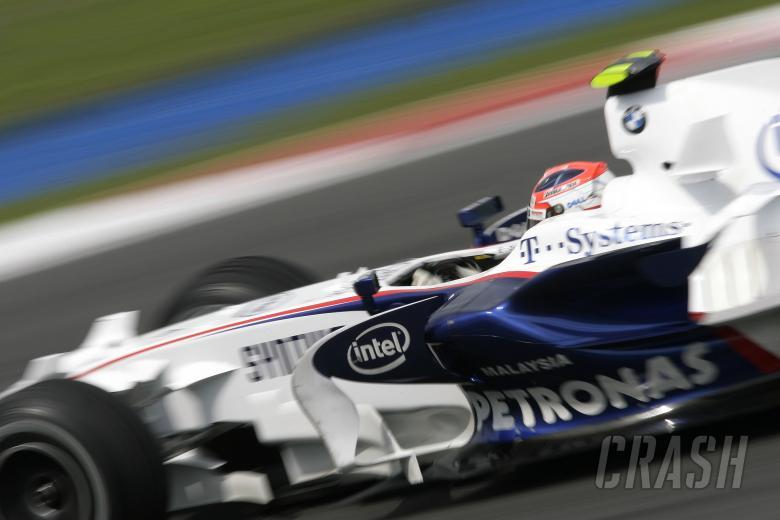 , , Robert Kubica (POL) BMW Sauber.F1.08, Malaysian F1 Grand Prix, Sepang, Kuala Lumpar, 21st-23rd, Marc