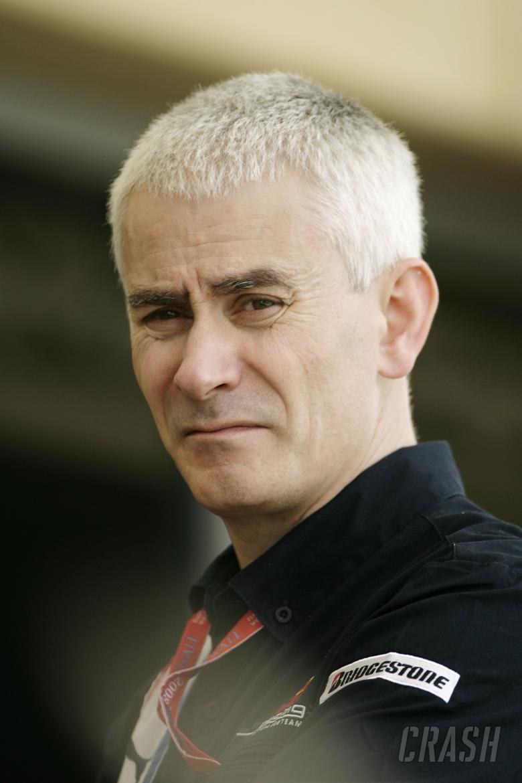 Geoff Willis (GBR), Technical Director Red Bull Racing, Bahrain F1 Grand Prix, Sakhir, Bahrain, 4-6t