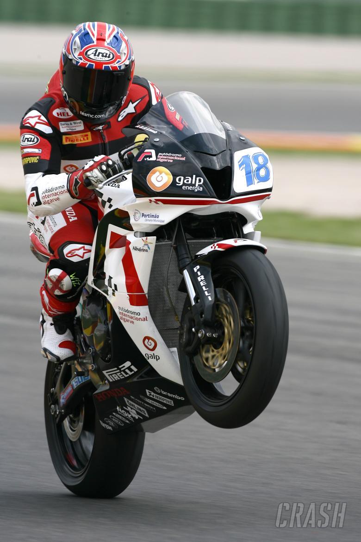 Jones, Valencia WSS 2008