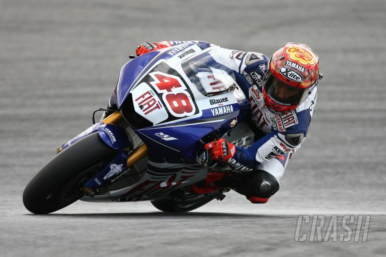 Lorenzo, Portuguese MotoGP 2008
