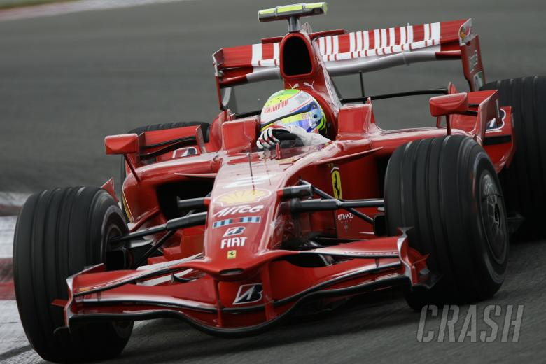 Felipe Massa (BRA) Ferrari F2008, Turkish F1, Istanbul Park, 9th-11th May, 2008