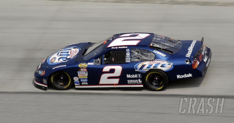 Rusty Wallace, Penske Racing Dodge, Dover 2004.