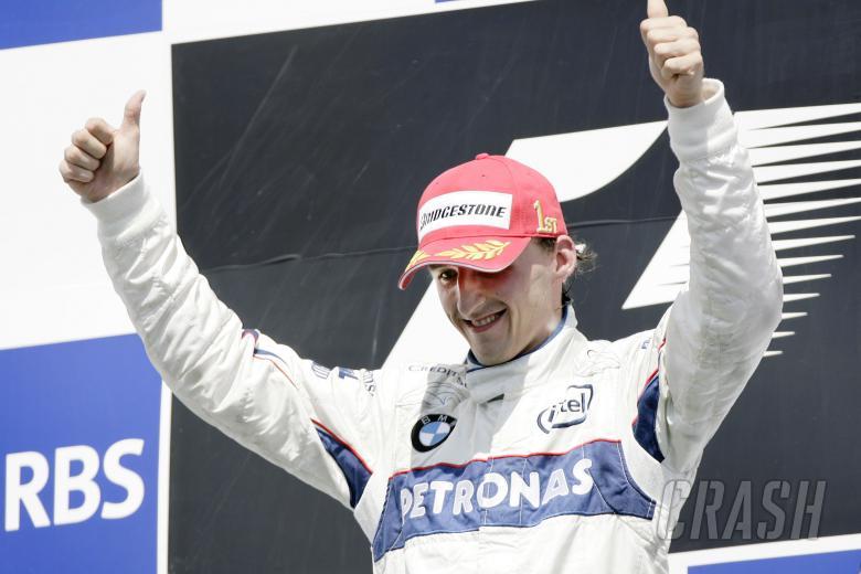 Robert Kubica (POL) BMW Sauber.F1.08, Canadian F1 Grand Prix, Montreal, 6th-8th, June, 2008